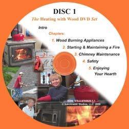 firewood dvd disc